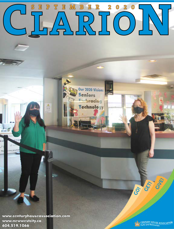 Clarion cover